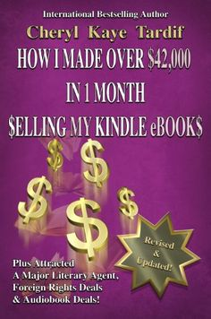 How I Made Over $42,000 in 1 Month Selling My Kindle eBooks