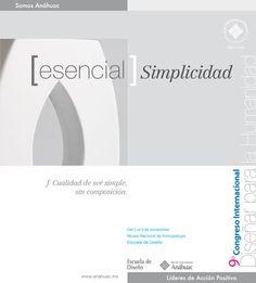 Diseño Anáhuac es simplicidad...