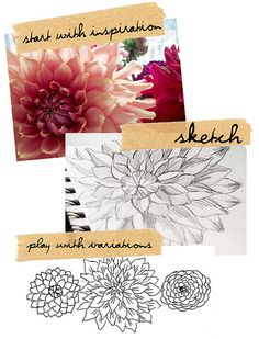 sketching process   Flickr - Photo Sharing!