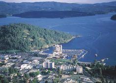 Coeur d'Alene Idaho - Where I use to live!!!!