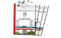 """Recopilación especial """"Los mejores productos en Calefacción 2013"""""""