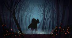 A Sleepy Hollow speed paint. Sleepy Hollow Tim Burton, Sleepy Hollow 1999, Legend Of Sleepy Hollow, Halloween Painting, Halloween Art, Halloween Images, Sleepy Hollow Halloween, Tim Burton Beetlejuice, Dark Castle
