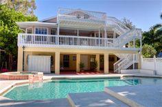 1611 Stella Drive | Sarasota Vacation Rental Property | Jennette Properties