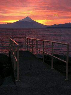 Dawn.. Puerto Veras Chile
