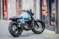 Moto Guzzi V7 by Moto Strada 2