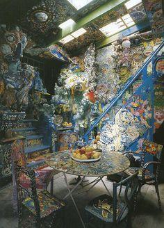 La Maison de Celle-qui-peint, Pont-de-I'Etoile,...poetic wanderlust ~tracy porter xx.
