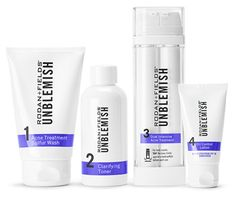 The best product out there for adults with acne problems! MUST TRY IT!  UNBLEMISH Treatment for Acne & Post-Acne Marks - Rodan + Fields