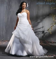 Plus-Size-Wedding-Dress-Ball-Gown-by-Alfred-Angelo