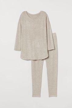 HOM LYS Long Sleepwear Pijama para Hombre