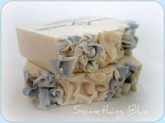 Something Blue Gourmet Soap