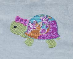 Miss Turtle Detail