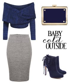 """""""Untitled #13"""" by saarahbila on Polyvore featuring Schutz and Valentino"""