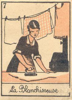 ironing..