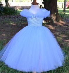 2015 Cinderella Inspired Princess Tutu by PrincessFactoryTutus
