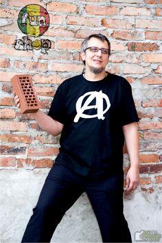 Dla wszystkich anarchistów,  #punk #anarchia już w sklepie