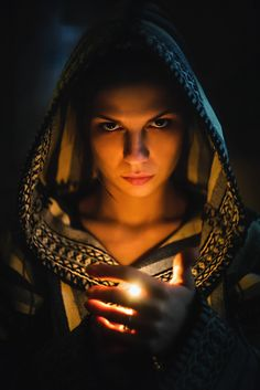 f Wizard Robes Cloak portrait female casting Light spell female Night forest hills lg Portrait Lighting, Portrait Photography Poses, Fantasy Photography, Photography Women, Night Photography, Portrait Art, Creative Photography, Dark Portrait, Night Portrait