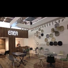 ENEA booth at #SF2012