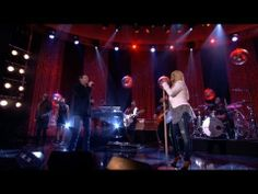 Christina & Blake - Just a Fool (Live The Ellen DeGeneres Show)