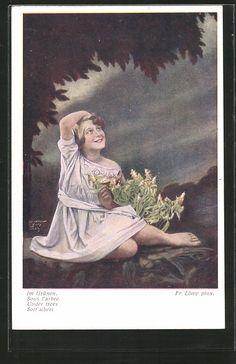 Künstler-AK Brüder Kohn (B.K.W.I) Nr.200-9: \