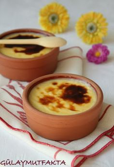 gülay mutfakta: Fırın Sütlaç