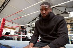 Portrait Of Male Boxer Wearing Hooded Sweatshirt In Gym Sitting On Boxing Ring - Buy this stock photo and explore similar images at Adobe Stock Valentines Day Cards Diy, Male Boxers, Boxing, Hooded Sweatshirts, Hoods, Adobe, Gym, Stock Photos, Explore