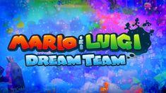 13 Best Mario And Luigi Dream Team Images Mario And Luigi Dream