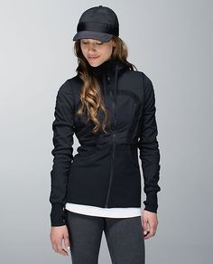 Jacket: Lululemon Dance Studio Jacket III