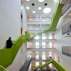 Vitus Bering Innovation Park by C. F. Møller