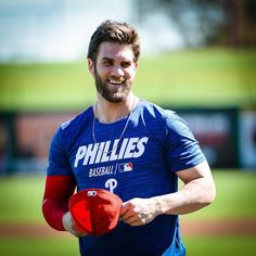 April 1 🤯 The post Philadelphia Phillies: March 1 vs. April 1 & appeared first on Raw Chili. Baseball Guys, Phillies Baseball, Famous Baseball Players, Philadelphia Sports, Bryce Harper, Golf Stores, Memphis Grizzlies, Ideal Man, March 1st