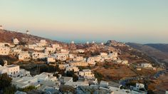 Amorgos Chora Greece