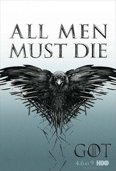 Poster saison 4 de Game of Thrones