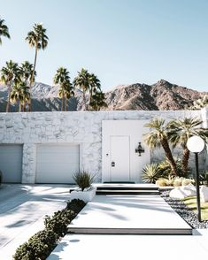There is honestly no cooler place to just drive around and check out the real estate! We spent the morning falling in love with Palm Springs Palm Springs, Falling In Love, Ash, Real Estate, California, Places, Outdoor Decor, Check, Travel