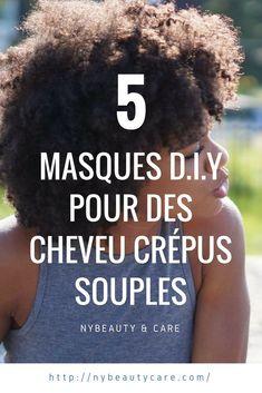 les masques pour avoir des cheveux crépus plus souples. des masques à faire soi memem à la maison. #nappy #cheveuxcrepus #cheveuxsouples #masques #masquescapillaire #masquehydratant