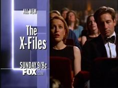 "The X-Files: ""Hollywood A.D."" (Promo Spot) - YouTube"