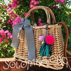 Wicker Baskets, Rattan, Straw Bag, Bali, Home Decor, Wicker, Decoration Home, Room Decor, Home Interior Design