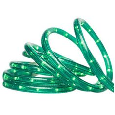 Brite Star Rope with Clear Lights, 18-Feet, Green. * To view further, visit