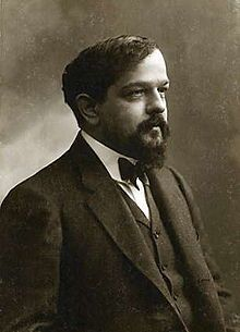 Claude-Achille Debussy (22 August 1862 – 25 March 1918) a French composer. Along with Maurice Ravel, one of the most prominent figures working within the field of impressionist music, intensely disliking the term when applied to his compositions. A crucial figure in the transition to the modern era in Western music, he remains one of the most famous and influential of all composers.
