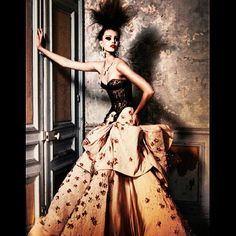 Dior, by john_c_galliano - http://sfluxe.com/2013/07/24/dior-by-john_c_galliano-3/