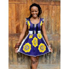 1217 meilleures images du tableau robe en tissu pagne   African ... f84cdc7645f