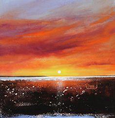 Sunrise Beach by Toni Grote