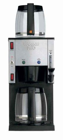 SALE Waring WC1000 Professional Coffee Maker Thermal Coffee Maker, Best Drip Coffee Maker, Charcoal Water Filter, Ground Coffee Beans, Coffee Store, Carafe, Coffee Cups, Tea, Coffeemaker