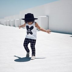 Black grid harems have been fully restocked in all sizes!! Online NOW   Thank you @littleurbanapparel for these AMAZING photos of your little superstar, the coolest dude ♡♡♡