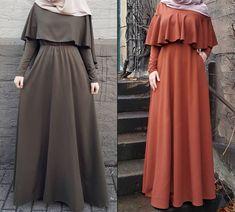 Abaya Style 292241463317358493 - Latest Fashion Cape Style Abaya with Hijab Fashion – Girls Hijab Style & Hijab Fashion Ideas Source by Modern Hijab Fashion, Islamic Fashion, Abaya Fashion, Muslim Fashion, Modest Fashion, Fashion Dresses, Fashion Cape, Ladies Fashion, Womens Fashion