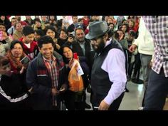 Pablo López en firma de autógrafos - Mixup Centro Las Américas Ecatepec - YouTube