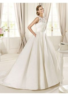 Buy 2013 Absorbing Sassy Princess Straps Scoop Appliqued Ruched Bridal Dresses Online Cheap Prices