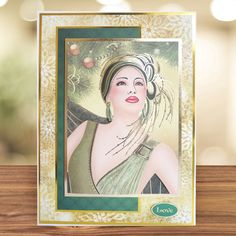 Kanban Deco Ladies 60 Sheet Papercraft Collection and Decoupage Pad (142579) | Create and Craft