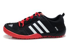 online retailer af7c5 a47cc Special offer Adidas Daroga Two 11 CC Mesh Men Sports Shoes in Black Red,  Cool