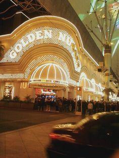 Golden Nugget....Fremont Street..Las Vegas