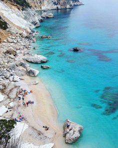 Cala Goloritze'- Baunei (Golfo di Orosei) Sardinia #Cerdeña #Sardegna