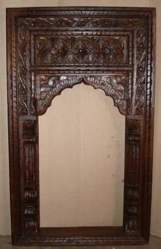 Indian style mirror